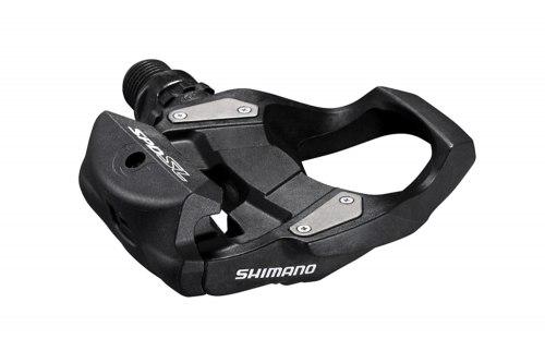 Педали Shimano RS500, SPD-SL, с шипами SH11
