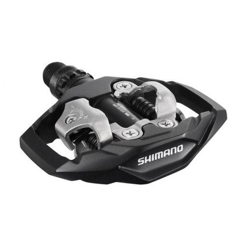 Педали Shimano PD-M530, SPD, чёрн., с шипами