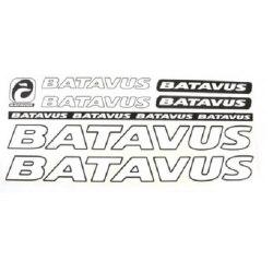 Комплект наклеек BATAVUS