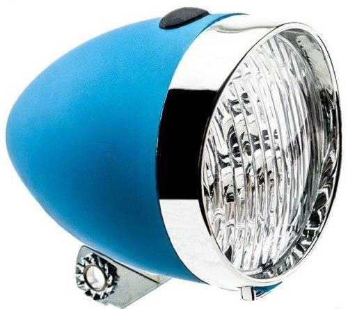 Фонарь передний 2K HW 160302-B (синий)