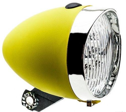 Фонарь передний 2K HW 160302 (жёлтый)