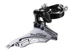 Переключатель передний Shimano Tourney, TY300, верхн. тяга, хомут 31,8, уг.:66-69, для 42T