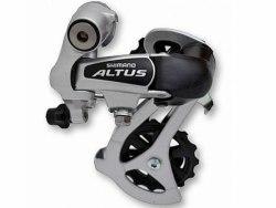 Переключатель задний Shimano ALTUS RD-M310 (серебристый)