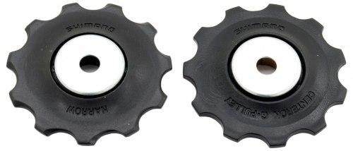 Ролики переключателя Shimano 9ск, верхн+нижн, к RD-M370/M3000