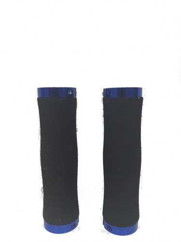 Грипсы Haiwey HW 145210 L-135 (синий)