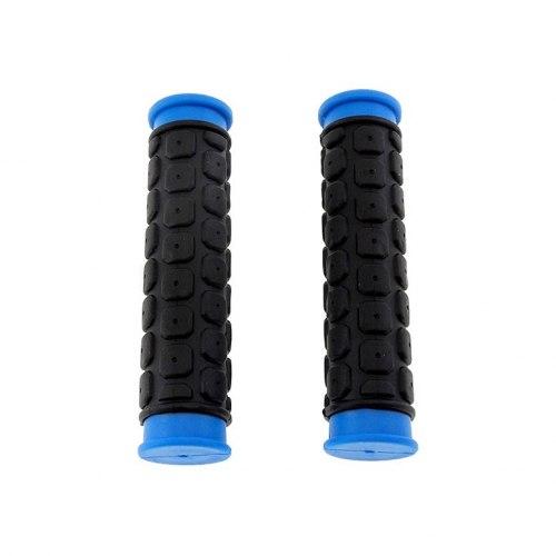 Грипсы 2K HW 145267A L-120 (чёрный/синий)