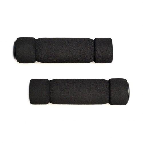 Грипсы 2K Материал: Foam (пенка) Длина: 125 мм. Цвет: чёрный.