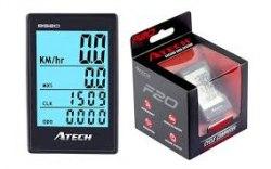 Велоспидометр ATECH BS20-BV-CA-RTC-FL-EL