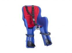 Кресло велосипедное детское HTP KIKI DE LUXE (синий)