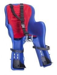 Кресло велосипедное детское HTP KIKI (синий)