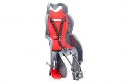 Кресло велосипедное детское HTP SANBAS T (тёмный/серый)