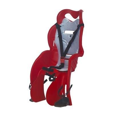Кресло велосипедное детское HTP ELIBAS Р (красный)
