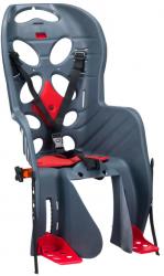 Кресло велосипедное детское HTP SANBAS Р (тёмный/серый)
