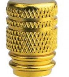 Колпачок ниппеля Haiwey DM-KWX12-03 (золотой)