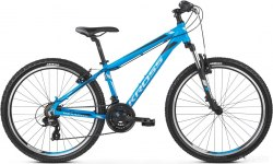 Велосипед Kross Hexagon 1.0 26 2019 (голубой)