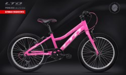 Велосипед LTD Princess 240 Lite Rose (2020)