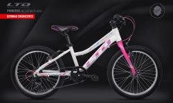 Велосипед LTD Princess 240 Lite White-Rose (2020)