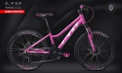 Велосипед LTD Princess 440 Rose