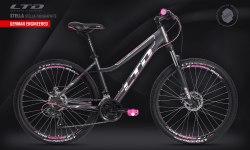 Велосипед LTD Stella 740 Graphite
