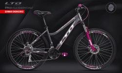 Велосипед LTD Stella 750 Graphite-Violet