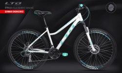 Велосипед LTD Stella 750 White-Turquoise