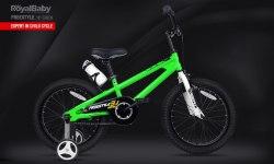 """Велосипед RoyalBaby Freestyle 18"""" Green (2020)"""