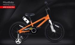 """Велосипед RoyalBaby Freestyle 18"""" Orange (2020)"""