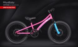 "Велосипед RoyalBaby Chipmunk Explorer Pink 20"" (2020)"