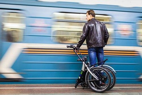 Электровелосипед Eltreco Good 350W
