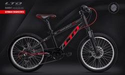 Велосипед LTD Bandit 240 Black-Red