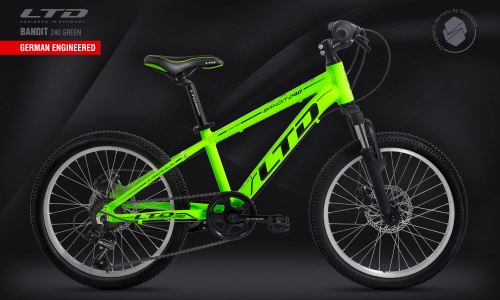 Велосипед LTD Bandit 240 Green