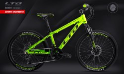 Велосипед LTD Bandit 440 Green