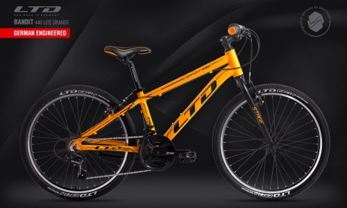 Велосипед LTD Bandit 440 Lite Orange