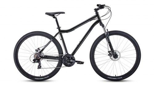 Велосипед Forward SPORTING 29 2.0 disc (черный)