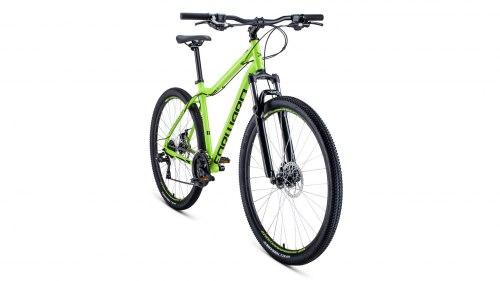 Велосипед Forward SPORTING 29 2.0 disc (зеленый- черный)