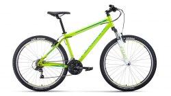 Велосипед Forward SPORTING 27,5 1.0 (зеленый/ бирюзовый)