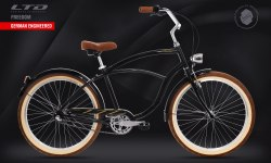 Велосипед LTD Freedom Black (2020)