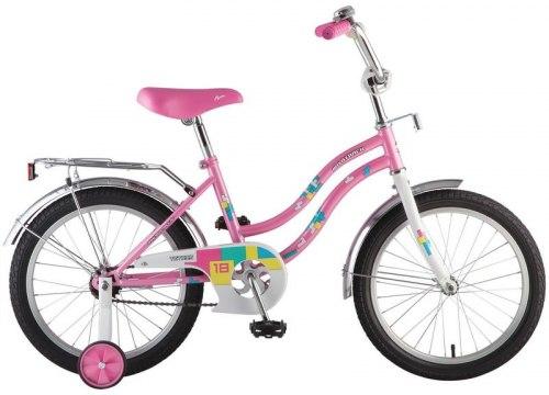 Велосипед Novatrack Tetris 18