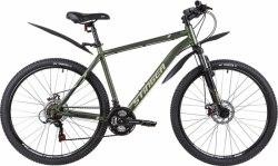 Велосипед Stinger Caiman D 27,5 Green (2021)