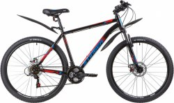 Велосипед Stinger Caiman D 27,5 Black (2021)