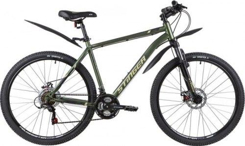 Велосипед Stinger Caiman 29 D Green (2021)