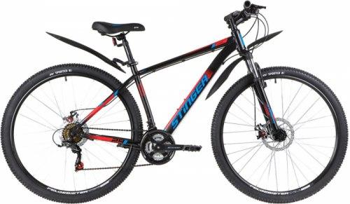 Велосипед Stinger Caiman 29 D Black (2021)
