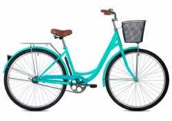 Велосипед Foxx Vintage (Бирюзовый)