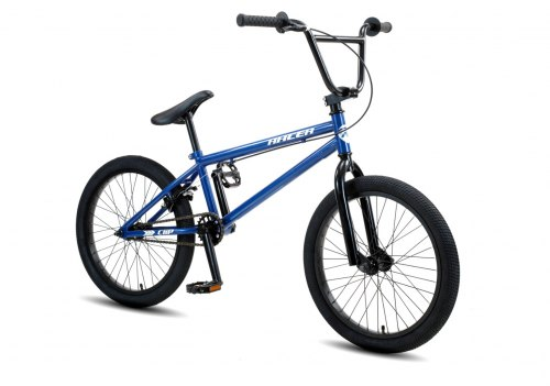 Велосипед Racer Clip 2021 (синий)