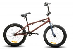 Велосипед Racer Kush 2021 (коричневый)