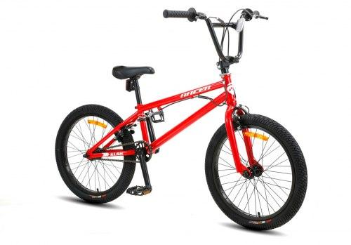 Велосипед Racer Kush 2021 (красный)