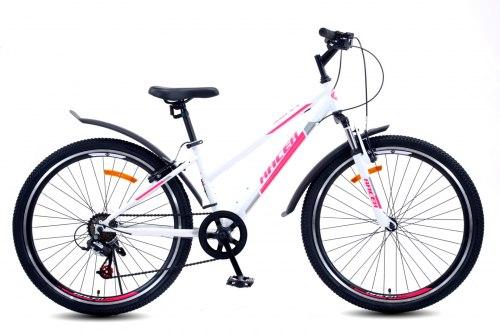 Велосипед Racer Sofia 26 (2021) Белый
