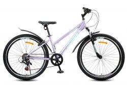 Велосипед Racer Sofia 26 (2021) Фиолетовый