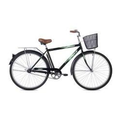 Велосипед Foxx Fusion (чёрный)