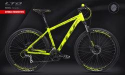 "Велосипед LTD Rebel 750 Neon 27.5"" (2021)"